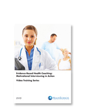 Evidence-Based Health Coaching MI in Action DVD-